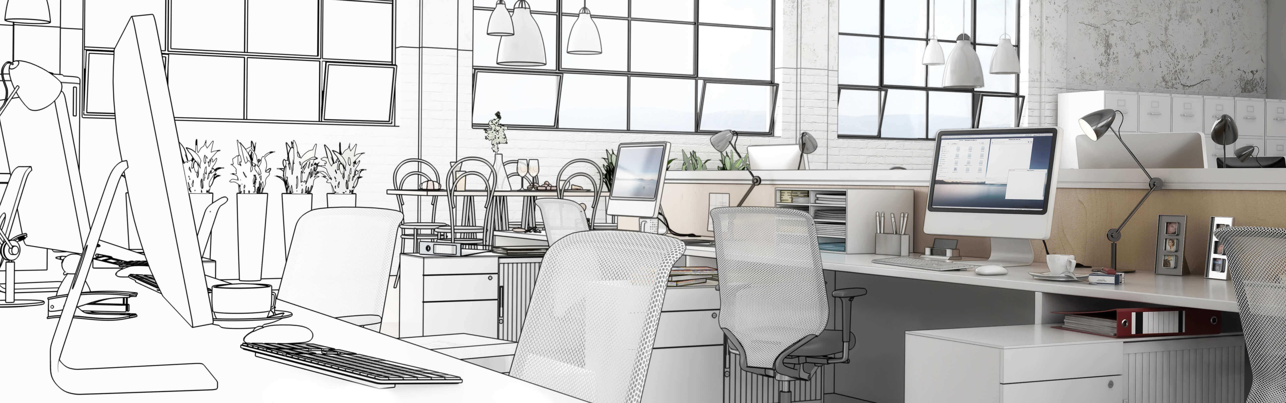 Professionelle Büro- und Objekteinrichtung aus einer Hand