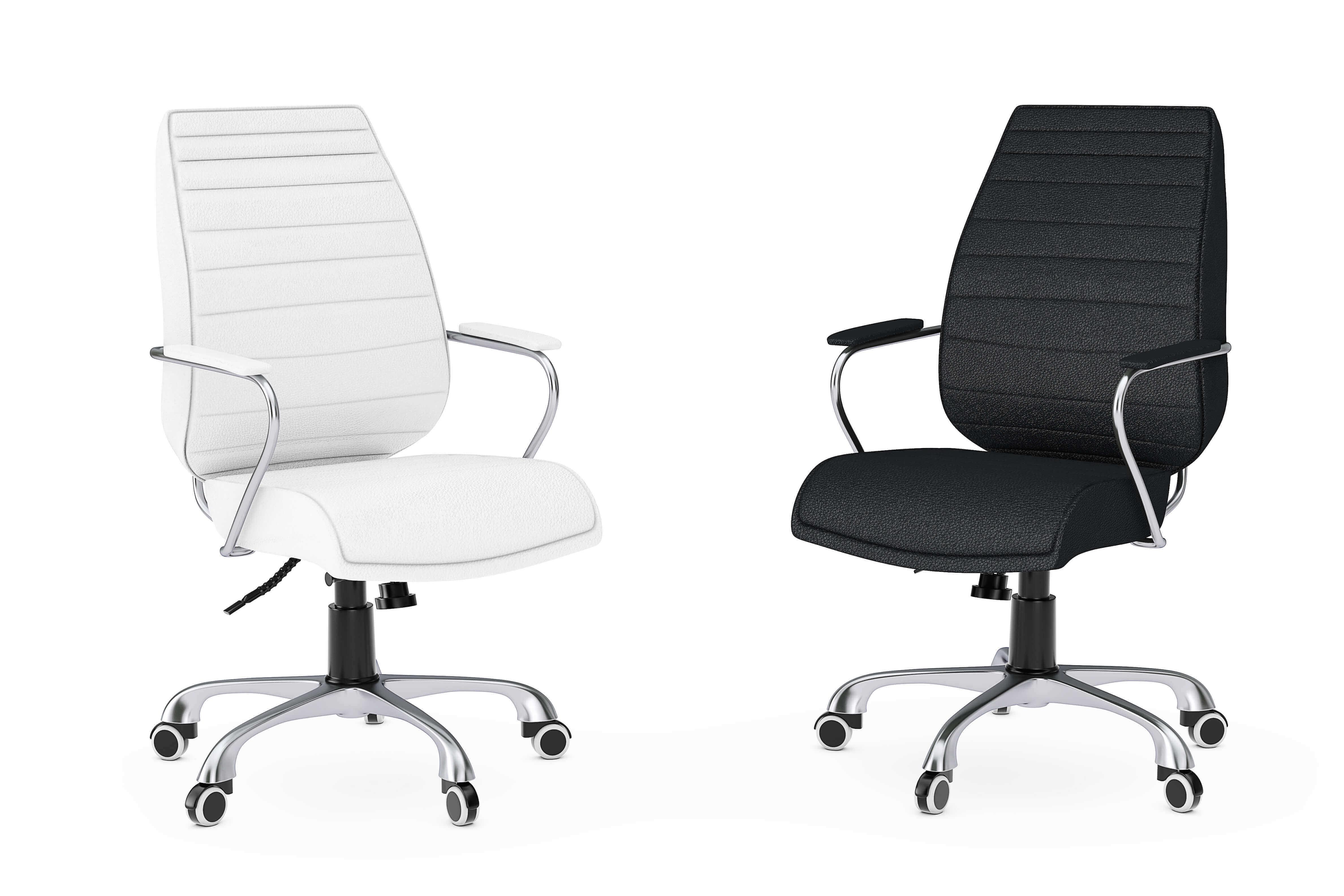 Hochwertige, ergonomische Bürostühle