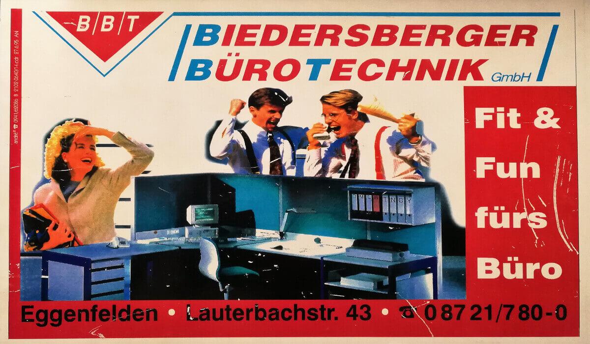 BBT Firmengeschichte, Vintage Foto