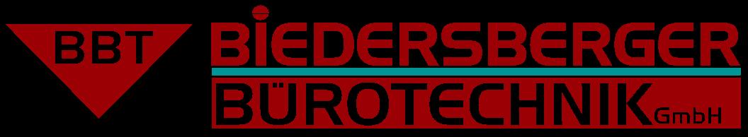 BBT Biedersberger Bürotechnik GmbH Logo