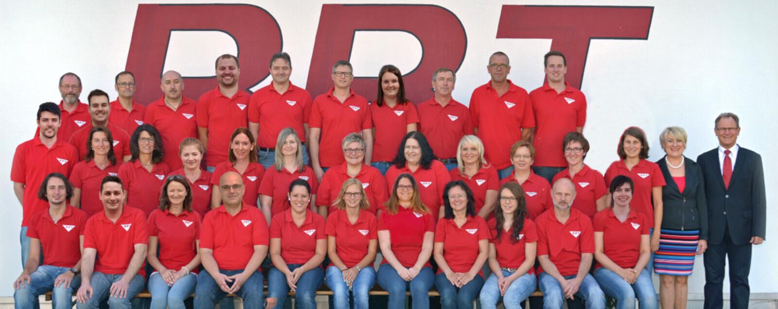Das BBT-Teamfoto